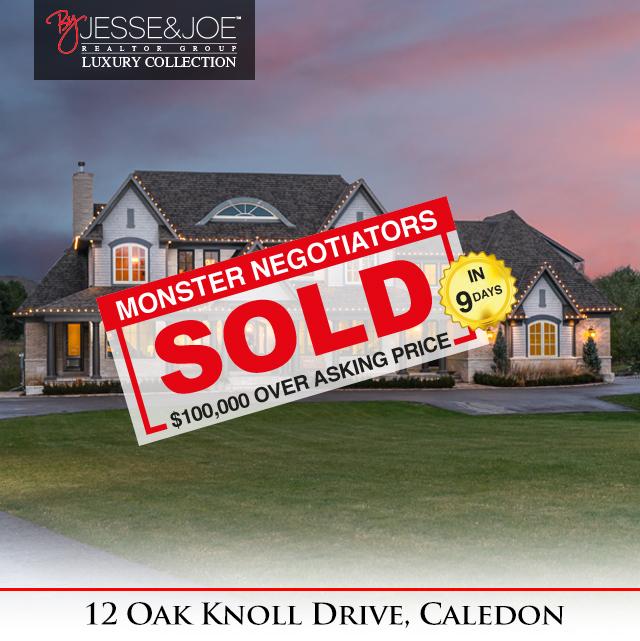 12 Oak Knoll Drive Sold!