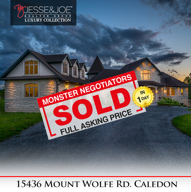15436 Mount Wolfe Rd Sold!