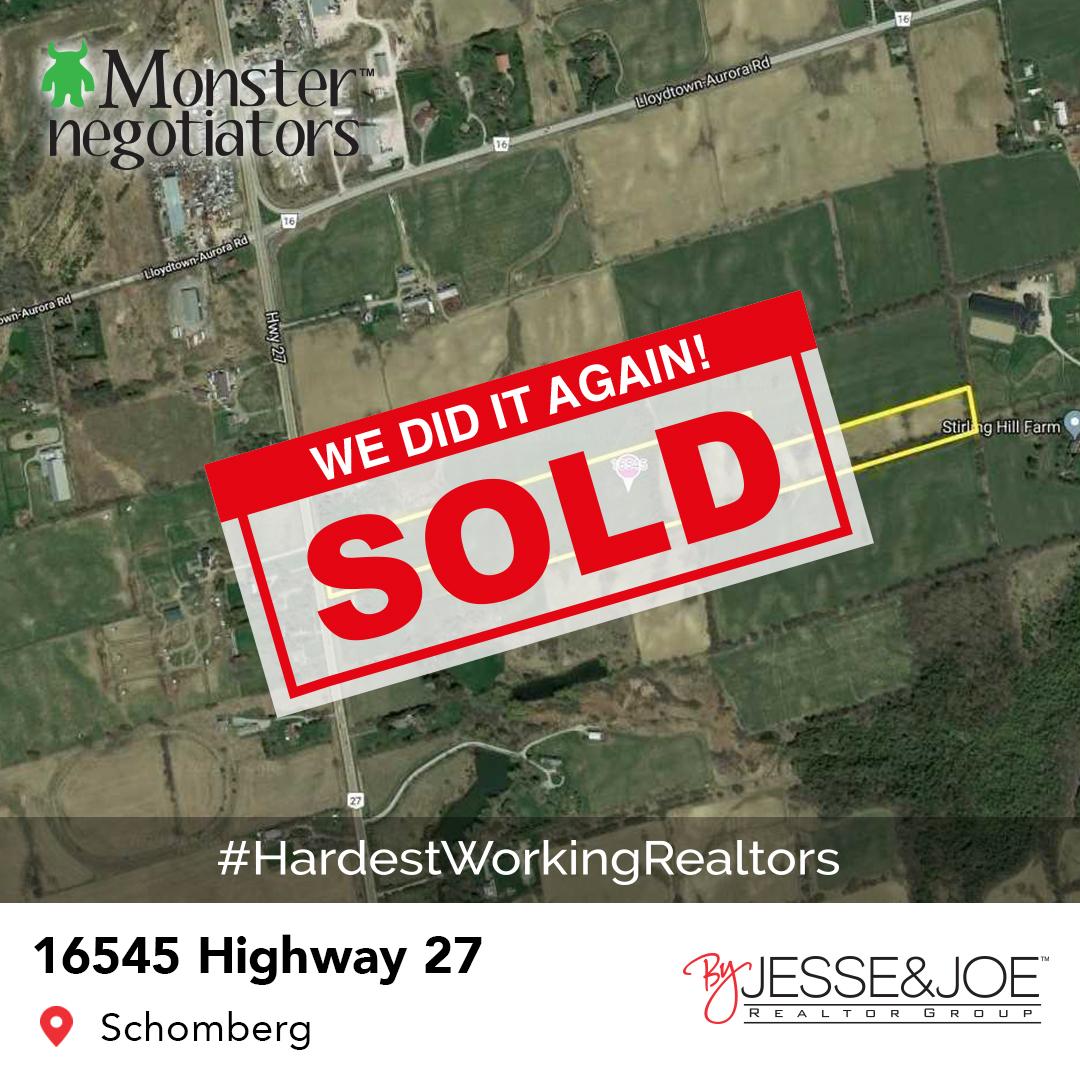 16545 Highway 27 Sold!