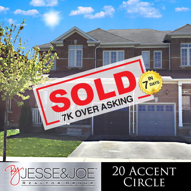 20 Accent Circ Sold!