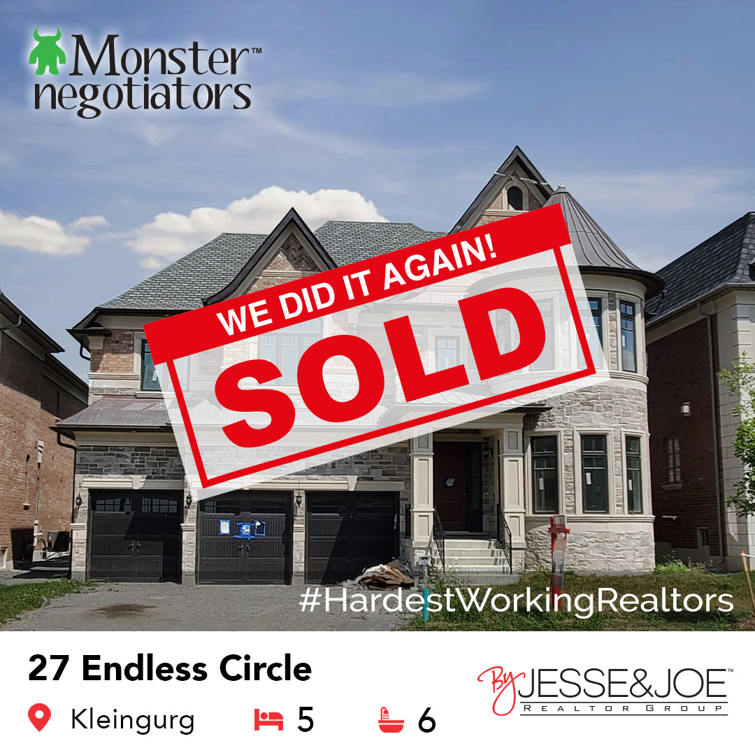 27 Endless Circle Sold!