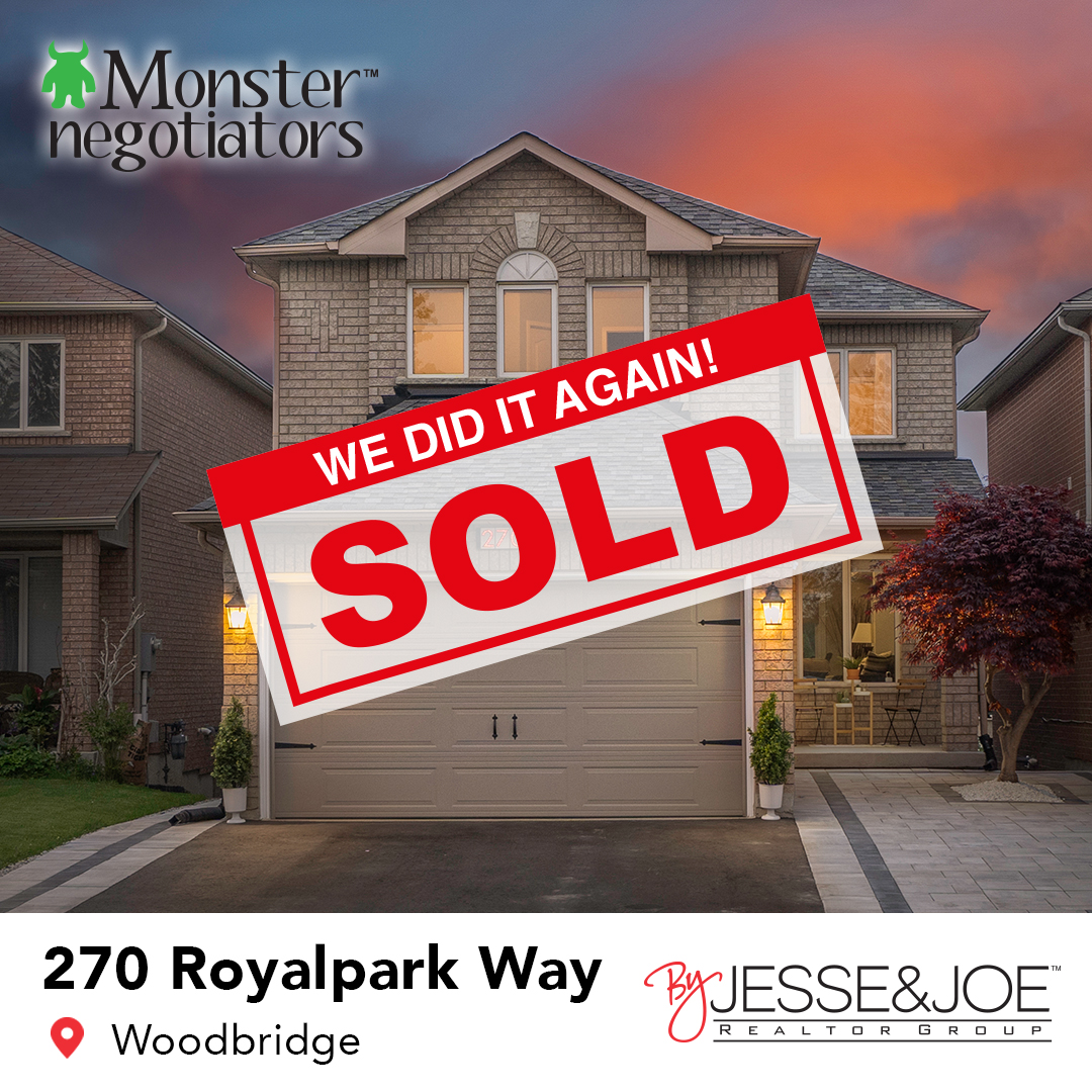 270 Royalpark Way Sold!