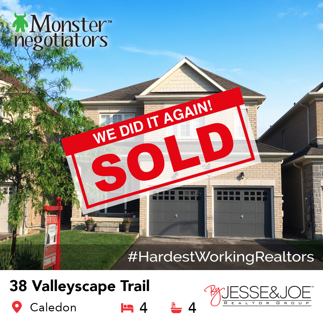 38 Valleyscape Tr Sold!