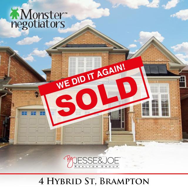 4 Hybrid Street Sold!