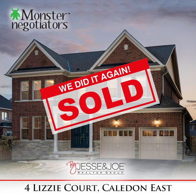 4 Lizzie Crt Sold!