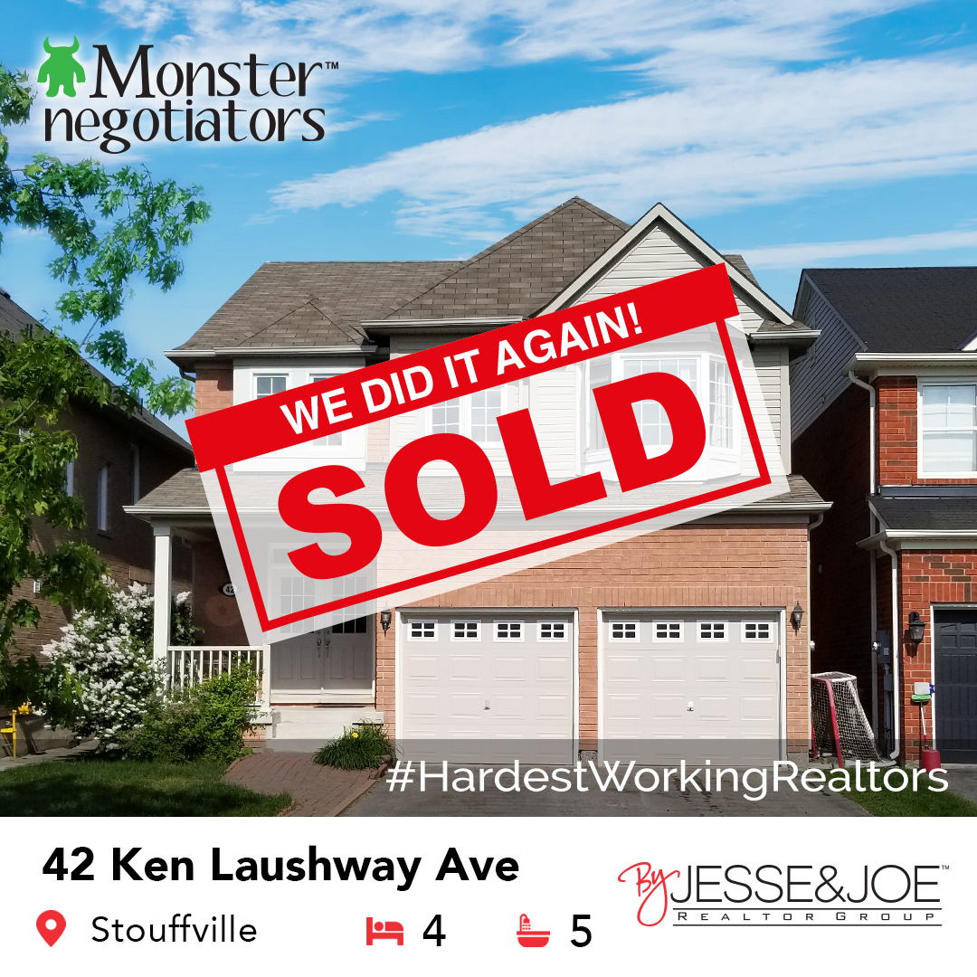 42 Ken Laushway Ave Sold!