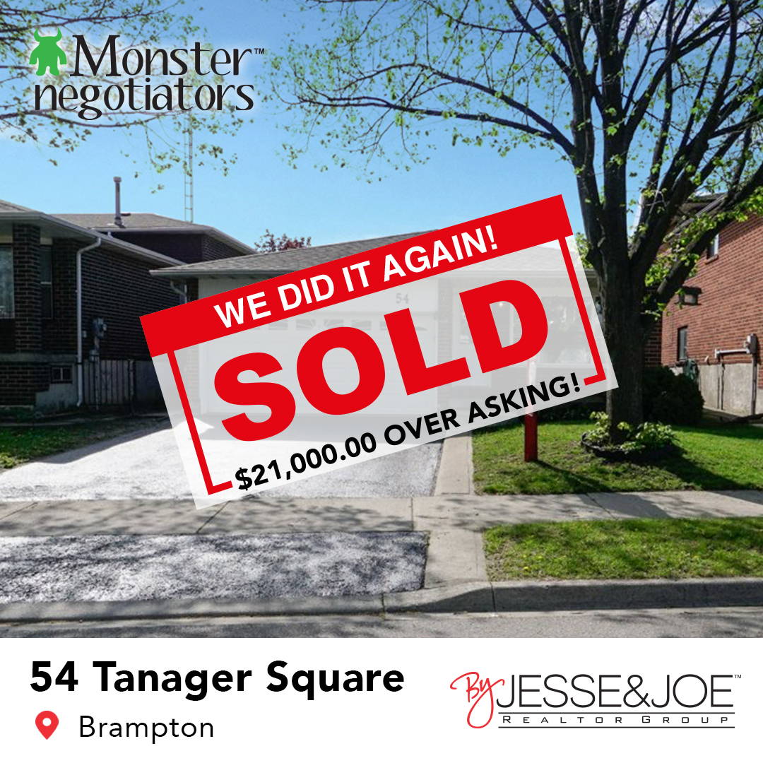 54 Tanager Sq Sold!