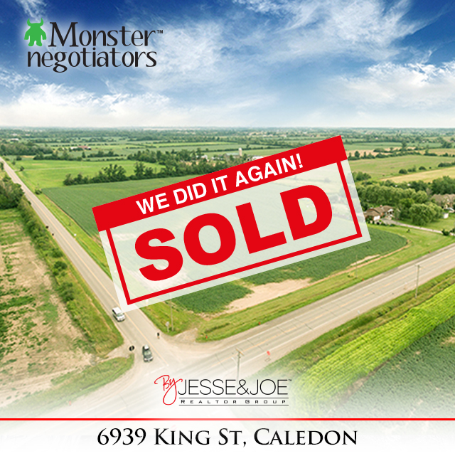 6939 King St Sold!