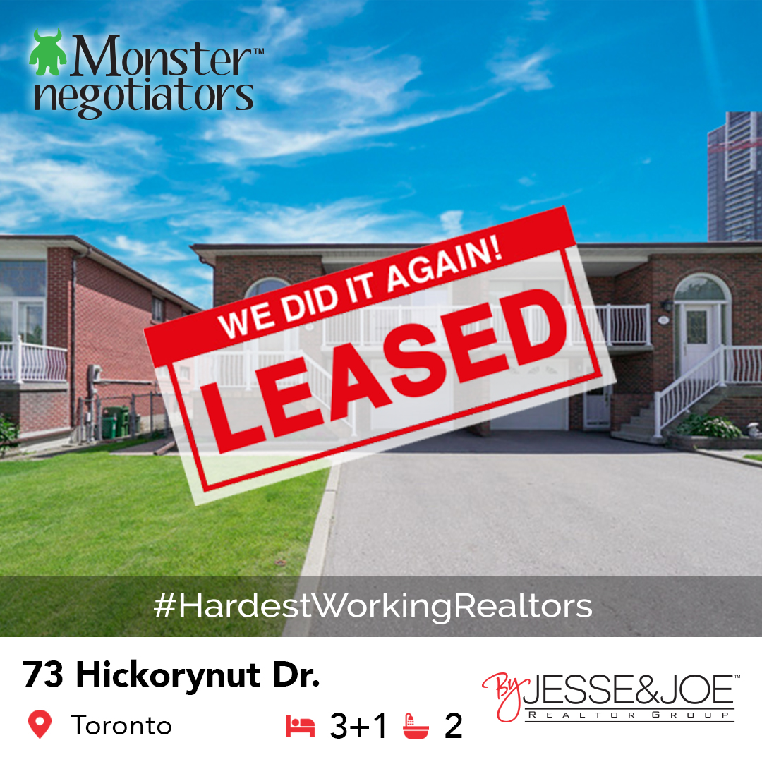 73 Hickorynut Dr For Lease