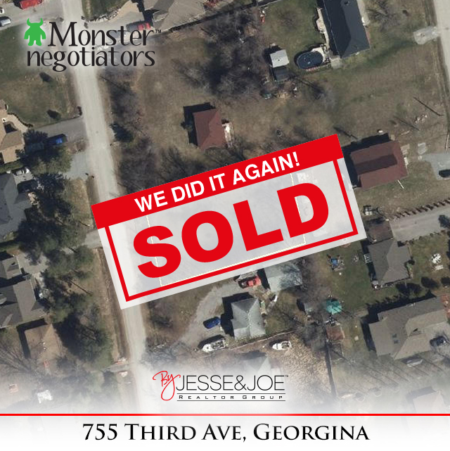 755 Third Ave Sold!